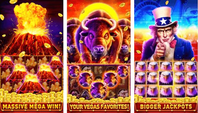 Free Slot Machines Pasti Seru